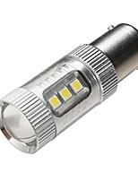 Недорогие -1 шт. BA15S (1156) / 1156 Автомобиль Лампы 8.4 W SMD 3030 700 lm 16 Светодиодная лампа Лампа поворотного сигнала / Задний свет / Боковые габаритные огни Назначение Все года