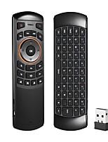 Недорогие -X6 Air Mouse / Клавиатура / Дистанционное управление Мини Беспроводной 2,4 ГГц / 2,4 ГГц беспроводной Air Mouse / Клавиатура / Дистанционное управление Назначение Linux / iOS / Android