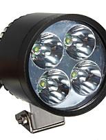 Недорогие -1 шт. Проводное подключение Мотоцикл / Автомобиль Лампы 24 W 1800 lm 4 Светодиодная лампа Фары дневного света Назначение Универсальный / Volkswagen / Jeep Все года