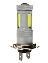 Недорогие -1 шт. H7 Автомобиль Лампы 80 W 500~700 lm HID ксеноны / Светодиодная лампа Противотуманные фары / Фары дневного света / Задний свет Назначение Универсальный / Volkswagen / Toyota Все года