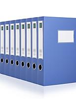 Недорогие -10 pcs deli 33126 Коробка файла A4 PP Custom Label Влагоотталкивающий