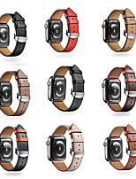 Недорогие -Плетёный браслет SmartWatch для Apple Watch серии 4/3/2/1 современный ремешок с пряжкой iwatch