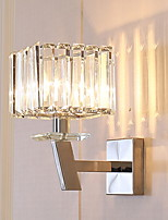 Недорогие -Новый дизайн Современный современный Настенные светильники Спальня / В помещении Металл настенный светильник 220-240Вольт 40 W