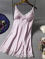 Недорогие -Жен. Пояс для чулок / подвязки Ночное белье - Кружева Однотонный