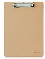 Недорогие -1 pcs deli 9226 Папки файлов A4 Custom Label