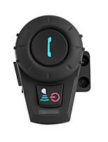 Недорогие -мотоциклетный шлем домофон 500 м гарнитура BT с функцией Bluetooth
