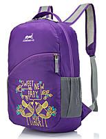Недорогие -AMEISEYE® 20 L Легкий упаковываемый рюкзак Нести сумку - С защитой от ветра Дожденепроницаемый Пригодно для носки На открытом воздухе Пешеходный туризм Походы Велоспорт Нейлон