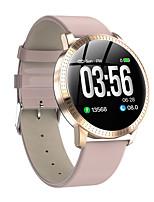 Недорогие -CF18 Смарт Часы Android iOS Bluetooth Smart Спорт Водонепроницаемый Пульсомер Таймер Секундомер Педометр Напоминание о звонке Датчик для отслеживания активности