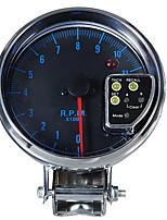 Недорогие -тахометр сдвиг свет сигнальная лампа 8142s синий светодиодный объектив