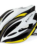 Недорогие -BAT FOX Взрослые Мотоциклетный шлем / BMX Шлем 13 Вентиляционные клапаны Легкий вес, Сетка от насекомых, Формованный с цельной оболочкой ESP+PC Виды спорта
