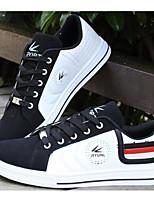 Недорогие -Муж. Комфортная обувь Полиуретан Весна лето Кеды Белый / Желтый / Красный
