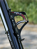 Недорогие -Wheel up Бутылку воды клеткой Компактность Легкость Прочный Простота установки Назначение Велоспорт Шоссейный велосипед Горный велосипед На открытом воздухе Алюминиевый сплав Черный / красный