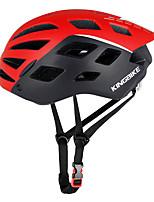 Недорогие -Kingbike Взрослые Мотоциклетный шлем / BMX Шлем 26 Вентиляционные клапаны Сетка от насекомых, Формованный с цельной оболочкой ESP+PC Виды спорта