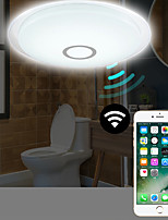 Недорогие -BRELONG® Потолочные светильники Рассеянное освещение Защите для глаз, Диммируемая, LED 220 Вольт