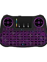 Недорогие -MT08 Air Mouse / Клавиатура / Дистанционное управление Мини Беспроводной 2,4 ГГц беспроводной Air Mouse / Клавиатура / Дистанционное управление Назначение Linux / iOS / Android