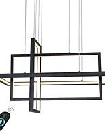 Недорогие -UMEI™ Люстры и лампы Рассеянное освещение Окрашенные отделки Алюминий 110-120Вольт / 220-240Вольт Белый / Диммируемый с дистанционным управлением / Wi-Fi Smart / FCC