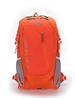 Недорогие -AMEISEYE® 30 L Рюкзаки - Легкость С защитой от ветра Пригодно для носки На открытом воздухе Пешеходный туризм Нейлон Оранжевый Пурпурный Зеленый