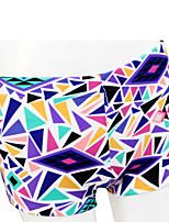 Недорогие -BANFEI Жен. Купальные шорты Дышащий Ультралегкий (UL) Быстровысыхающий Полиэстер Нейлон Купальники Одежда для пляжа Пляжные шорты Реактивная печать Плавание Серфинг Водные виды спорта / Эластичность