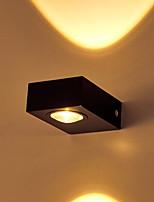 Недорогие -Творчество / Новый дизайн Современный современный Настенные светильники В помещении Металл настенный светильник 220-240Вольт 5 W