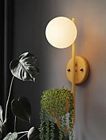 Недорогие -Новый дизайн Современный современный Настенные светильники В помещении Металл настенный светильник 220-240Вольт 40 W