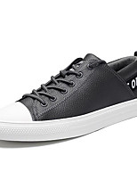 Недорогие -Муж. Комфортная обувь Микроволокно Весна & осень Кеды Серый