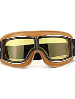 Недорогие -мотоцикл летающий скутер очки ATV шлем очки очки желтая рамка
