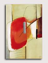 Недорогие -С картинкой Роликовые холсты - Абстракция Пейзаж Классика Modern