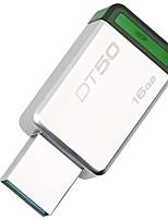 Недорогие -Kingston 16 Гб флешка диск USB USB 3.1 Металл Необычные Без шапочки-основы
