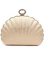 Недорогие -Жен. Мешки PU / Сплав Вечерняя сумочка Кристаллы Геометрический рисунок Золотой