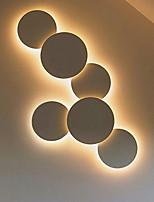 Недорогие -Cool Современный современный Настенные светильники кафе Акрил настенный светильник 200-240 Вольт