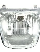 Недорогие -1 шт. H4 Мотоцикл Лампы 35 W 1 Галогенная лампа Налобный фонарь Назначение Универсальный / Toyota / Mercedes-Benz Все модели Все года