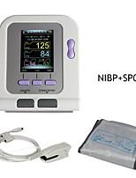 Недорогие -CONTEC Монитор кровяного давления CONTEC08A Adult Cuff +Adult SP02 Probe для Повседневные Низкий шум