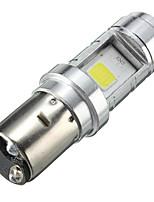 Недорогие -1 шт. BA20D Мотоцикл Лампы 10 W COB 1000 lm Светодиодная лампа Налобный фонарь Назначение Toyota / Mercedes-Benz / BMW Все года