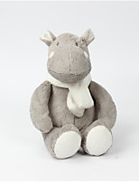 Недорогие -SOFT LIFE Rabbit Мягкие и плюшевые игрушки Животные Очаровательный Гусиное перо Все Игрушки Подарок 1 pcs