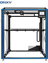 Недорогие -алюминиевый 3d-принтер tronxy® x5st-500, большой размер печати 500 * 500 * 600 мм, полноцветный сенсорный экран 3,5 дюйма, детектор исчерпания нити / возобновление подачи энергии