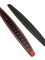 Недорогие -0.41 m Автомобильная бамперная лента для Автомобильные бамперы внешний Углеродное волокно Назначение Универсальный Все года Все модели