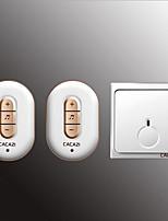 Недорогие -Беспроводное От одного до двух дверных звонков Музыка / Дзынь-дзынь Невизуальные дверной звонок