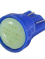 Недорогие -Ледяной синий 1 светодиодная лампа Smd T10 W5W клин бортовой автомобиль лампочка