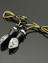 Недорогие -2pcs Проводное подключение Мотоцикл Лампы 2 W 1 Светодиодная лампа Лампа поворотного сигнала Назначение Toyota / Mercedes-Benz / Honda Avalanche / Все модели Все года