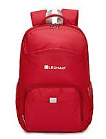 Недорогие -30 L Легкий упаковываемый рюкзак Рюкзаки - Дожденепроницаемый Воздухопроницаемость Пригодно для носки На открытом воздухе Пешеходный туризм Походы Путешествия Нейлон Зеленый Синий Серый