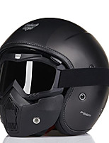 Недорогие -BEON Открытый шлем Взрослые Универсальные Мотоциклистам Анти-Ветер / Anti-Dust / Дышащий