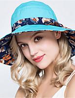 Недорогие -Жен. Классический Шляпа от солнца Однотонный