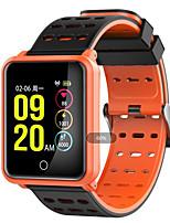 Недорогие -N88 Смарт Часы Android iOS Bluetooth Smart Спорт Водонепроницаемый Пульсомер Секундомер Педометр Напоминание о звонке Датчик для отслеживания активности Датчик для отслеживания сна