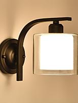 Недорогие -Новый дизайн Современный современный Настенные светильники Спальня Металл настенный светильник 220-240Вольт 40 W