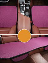Недорогие -Подушечки на автокресло Подушки для сидений Кофейный / Красный / Синий Синтетическое волокно Деловые Назначение Универсальный Все года Все модели