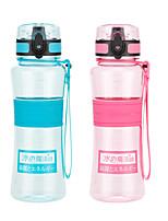 Недорогие -UZSPACE® 0.5 L PP / ПК / Пищевые материалы чайник / Бутылки для воды Портативные, Cool для Путешествия / Катание вне трассы / На открытом воздухе