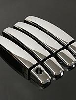 Недорогие -8 шт. Комплект ручки крышки ручки оболочки для шевроле малибу круз траверс сатурн аура gmc рельеф