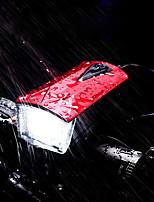 Недорогие -- Велосипедные фары Лампа Передняя фара для велосипеда Велоспорт Портативные Прочный Литиевая батарея 360 lm Встроенная литий-батарея Белый Повседневное использование Велосипедный спорт - Wheel up