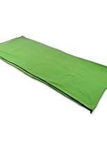 Недорогие -DesertFox® Спальный мешок Спальный мешок Liner на открытом воздухе Прямоугольный 30 °C Флис Компактность Легкость для Походы / туризм / спелеология Путешествия Лето Осень