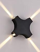 Недорогие -Новый дизайн Современный современный Настенные светильники В помещении Металл настенный светильник 85-265V 4 W
